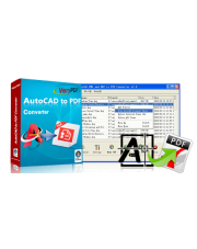 AutoCAD DWG and DXF To PDF Converter 2.2