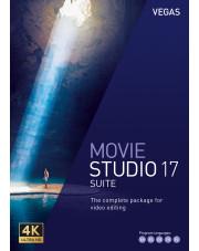 Vegas Movie Studio Suite 17 - Licencja dla edukacji