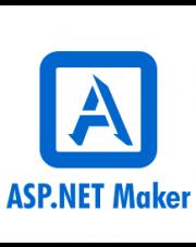 ASP.NET Maker 2019