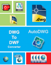 DWG to DWF Converter 2018