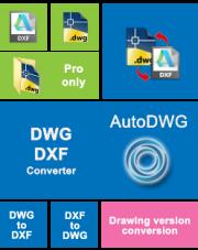 DWG DXF Converter 2018