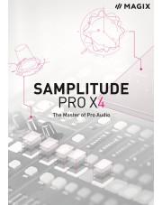 Samplitude Pro X4 - Licencja dla edukacji
