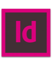 Adobe InDesign CC for Teams (2017) - licencja rządowa