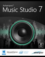 Ashampoo Music Studio 7 - aktualizacja z wersji poprzedniej