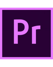 Adobe Premiere Pro CC for Teams (2018) - licencja rządowa