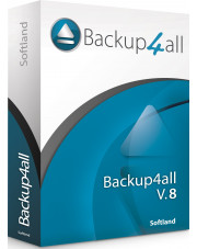 Backup4all Professional 8