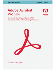 Adobe Acrobat Professional 2020