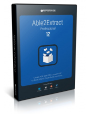 Able2Extract Professional 12 - upgrade