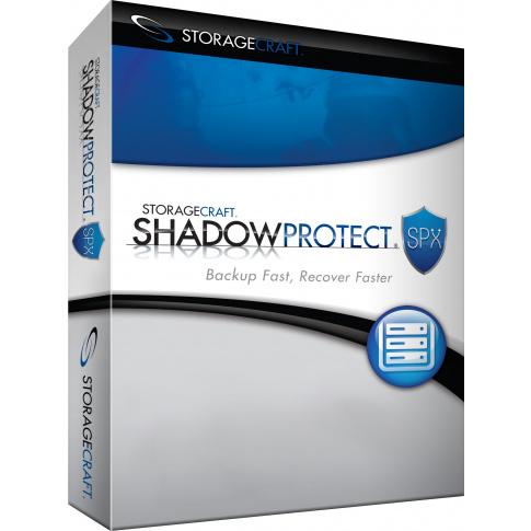 ShadowProtect SPX Desktop for Windows