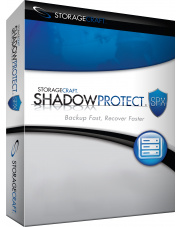 Virtual ShadowProtect SPX Server for Linux