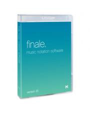Finale 26 - aktualizacja z PrintMusic