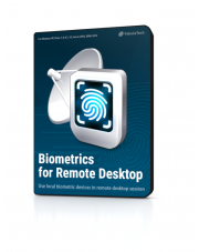 Biometrics for Remote Desktop