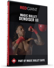 Magic Bullet Denoiser III Academic