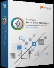 Hard Disk Manager 16