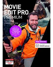 MAGIX Movie Edit Pro Premium 2019 - Wersja edukacyjna