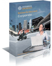 Enterprise Architect 15 Corporate Edition