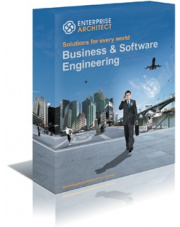 Enterprise Architect 13 Business & Software Engineering Edition