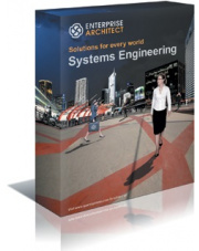 Enterprise Architect 13 Systems Engineering Edition