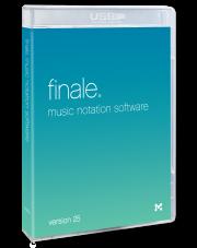 Finale 25 - aktualizacja z dowolnej wersji poprzedniej