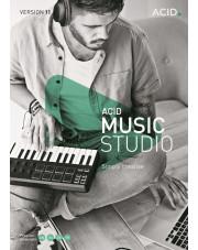 ACID Music Studio 11 - Licencja dla edukacji