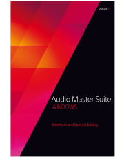 Audio Master Suite Windows 2.5