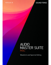 Audio Master Suite Mac 3
