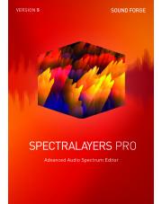 SpectraLayers Pro 5 (PC & MAC) - Wersja edukacyjna i rządowa