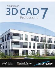 Ashampoo 3D CAD Professional 7 - aktualizacja z wersji poprzedniej