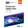 Bitdefender Family Pack 2018 - licencja na 3 lata