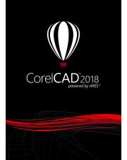 CorelCAD 2018 - aktualizacja z dowolnej wersji poprzedniej