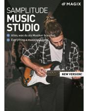 MAGIX Samplitude Music Studio 2020 - Licencja dla jednostek edukacyjnych i rządowych