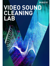 MAGIX Video Sound Cleaning Lab 2017 - Wersja edukacyjna