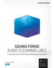 SOUND FORGE Audio Cleaning Lab 2 - Licencja dla jednostek edukacyjnych i rządowych
