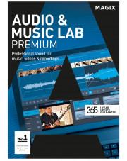 MAGIX Audio & Music Lab Premium - Wersja edukacyjna