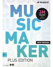 MAGIX Music Maker 2020 - Licencja dla jednostek edukacyjnych i rządowych