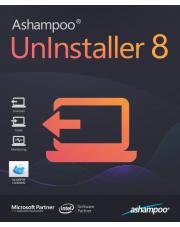 Ashampoo Uninstaller 8 - aktualizacja z wersji poprzedniej