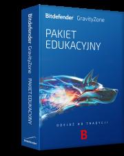 Bitdefender GravityZone Advanced Business Security Pakiet Edukacyjny dla szkół