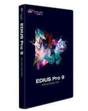 Edius 9 PRO - aktualizacja z wersji od 1 do 8