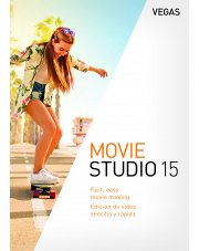 Vegas Movie Studio 15 ESD