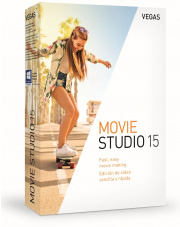 Vegas Movie Studio 15 BOX