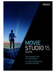 Vegas Movie Studio Suite 15