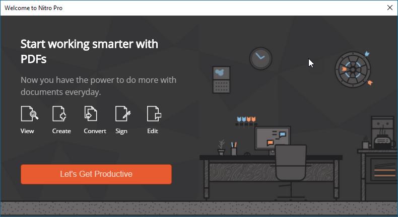 Nitro Productivity Suite 12 - Sklep Vebo pl