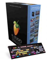 FL Studio 20 Signature Edition BOX + Klawiatura FL Studio Astra PC