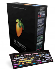 FL Studio 20 Producer Edition BOX + Klawiatura FL Studio Astra PC