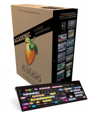 FL Studio 20 Signature Edition EDU BOX + Klawiatura FL Studio Astra PC