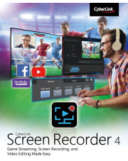 CyberLink Screen Recorder 4 Deluxe