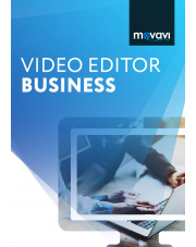 Movavi Video Editor Business for Mac 15