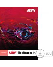ABBYY FineReader 14 Standard - Wersja edukacyjna