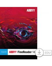 ABBYY FineReader 14 Corporate - Wersja edukacyjna