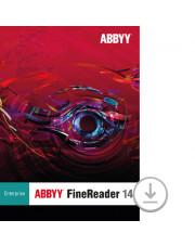 ABBYY FineReader 14 Enterprise - Wersja edukacyjna